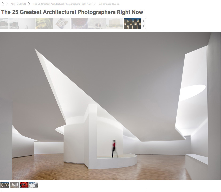 The 25 greatest architectural photographers right now ultimas
